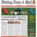 ISSUE 5741, 1ST AUGUST, 2019
